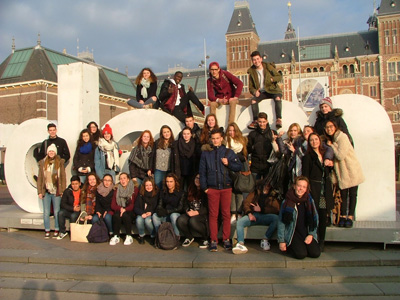 on Museumplein